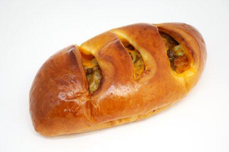 ベイクドチーズカレー